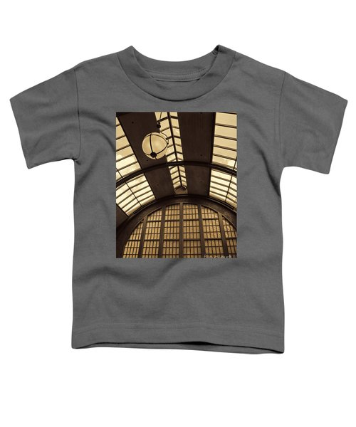 The Train Station Toddler T-Shirt