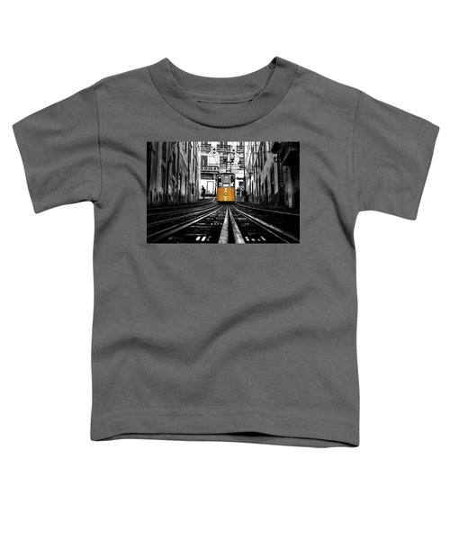 The Tram Toddler T-Shirt