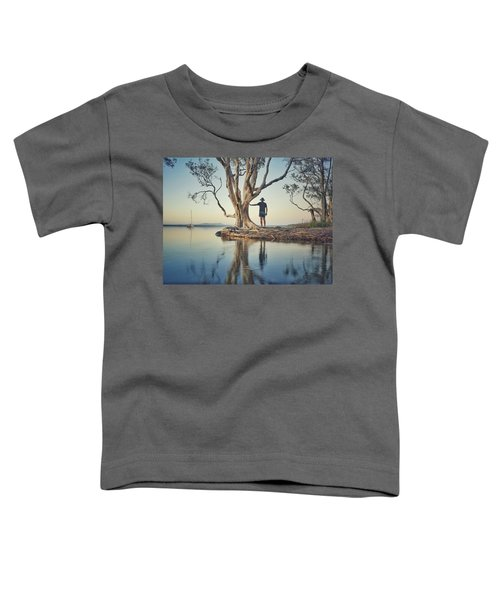 The Tree And Me Toddler T-Shirt
