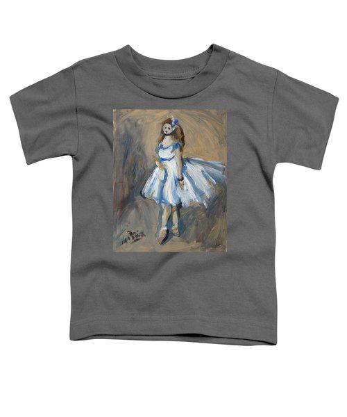 The Truth Lies Between Aguste Renoir And Marlene Dumas Toddler T-Shirt