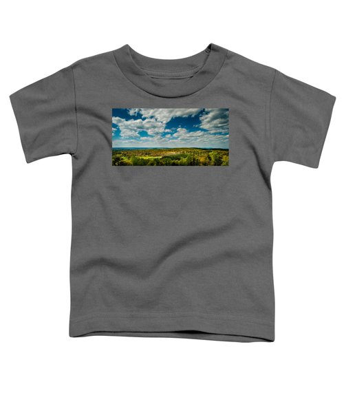 The Valley Toddler T-Shirt