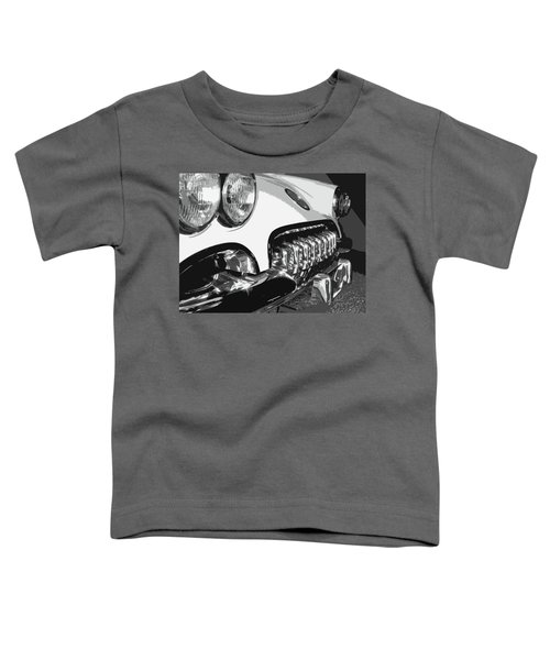 The Vette That Growled Toddler T-Shirt