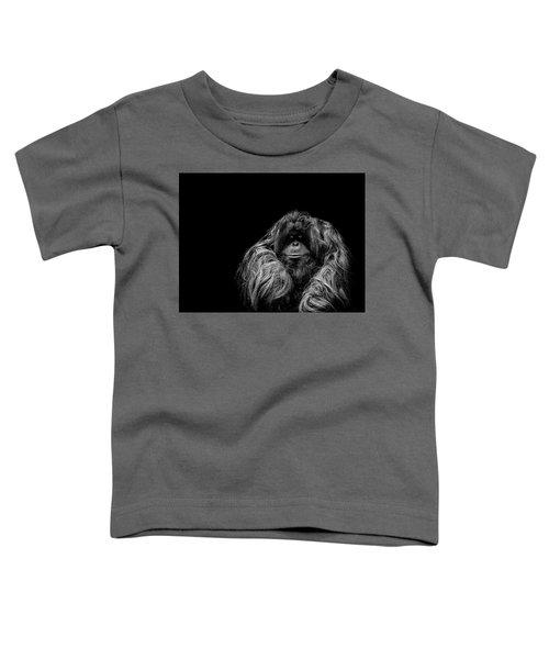 The Vigilante Toddler T-Shirt by Paul Neville