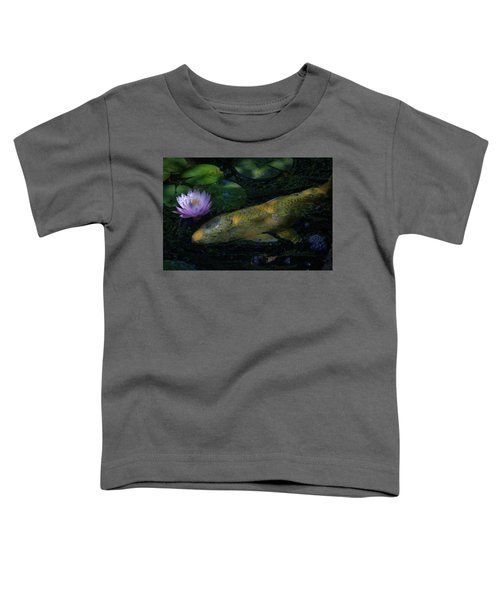 The Visitor Toddler T-Shirt