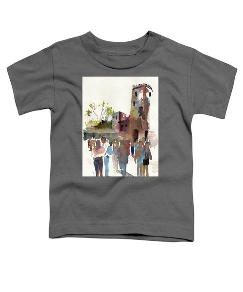 The Visitors Toddler T-Shirt