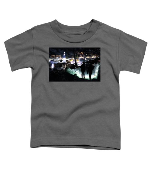 The Walk Into Town- Toddler T-Shirt