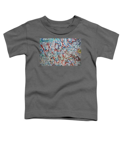 The Wall #7 Toddler T-Shirt