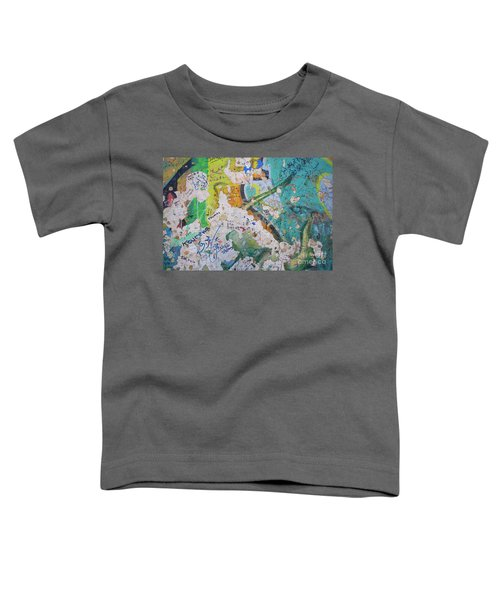 The Wall #8 Toddler T-Shirt