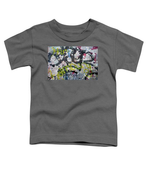 The Wall #9 Toddler T-Shirt