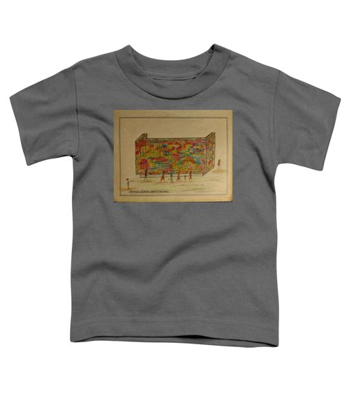 The Wall Toddler T-Shirt