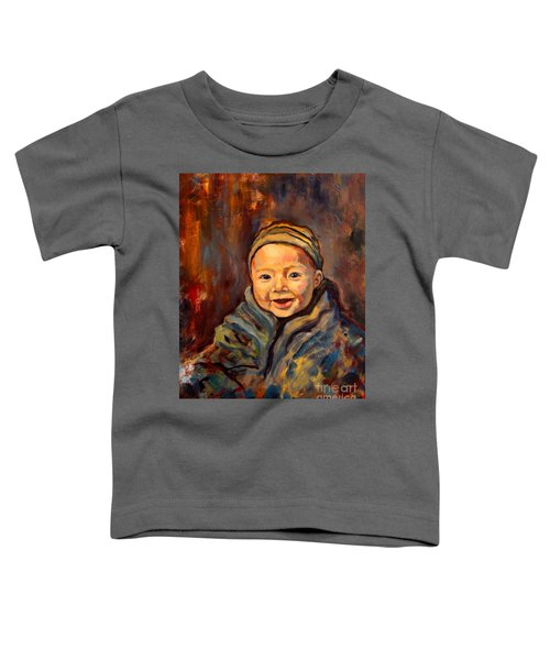The Warmth Of Winter Toddler T-Shirt