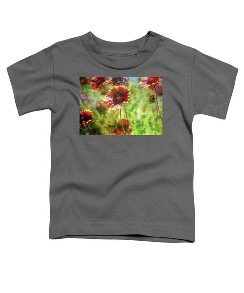 The Wasp On His Blanket 0508 Idp_2 Toddler T-Shirt