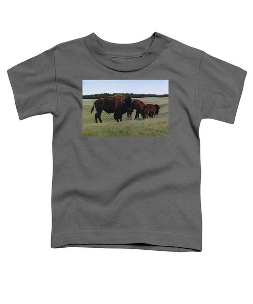 The Watchman Toddler T-Shirt