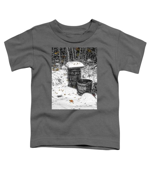 The Water Barrel Toddler T-Shirt