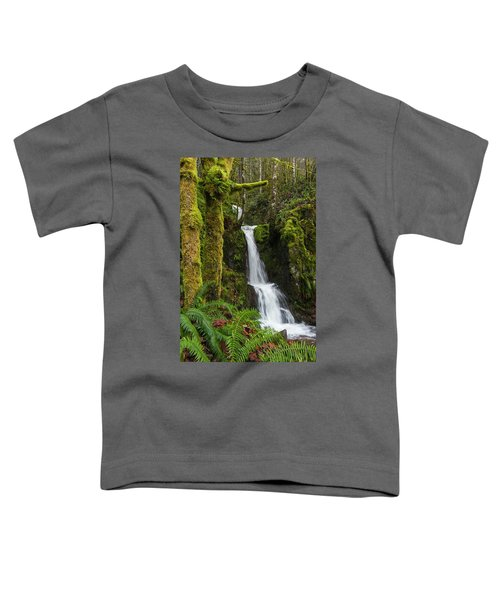 The Water Staircase Toddler T-Shirt