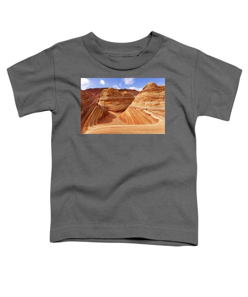 The Wave I Toddler T-Shirt