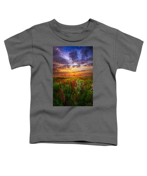 The Whispered Voice Within Toddler T-Shirt