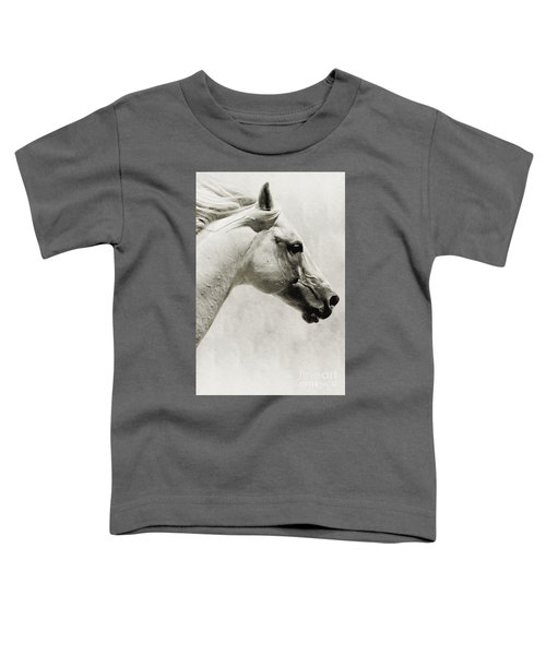 The White Horse IIi - Art Print Toddler T-Shirt