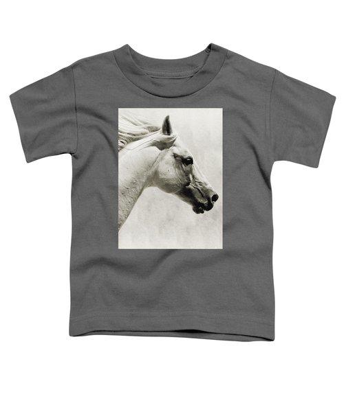 The White Horse IIi - Art Print Toddler T-Shirt