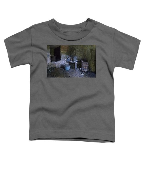 The Wine Cellar Toddler T-Shirt