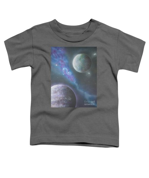 The World Beyond Toddler T-Shirt