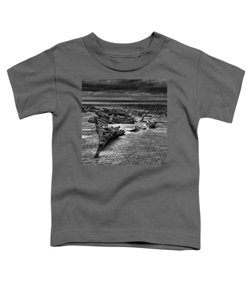 The Wreck Of The Steam Trawler Toddler T-Shirt