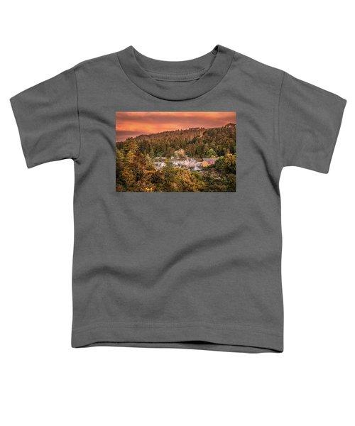 Thermal Village Rotorua Toddler T-Shirt