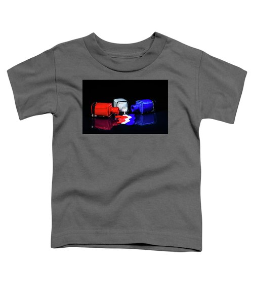 These Colors Don't Run Toddler T-Shirt