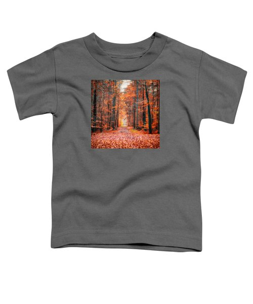 Thetford Forest Toddler T-Shirt