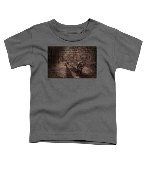 Hitting The Wall Toddler T-Shirt