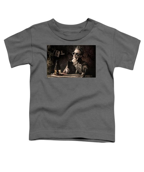 Things To Consider - Steampunk - World Domination Toddler T-Shirt
