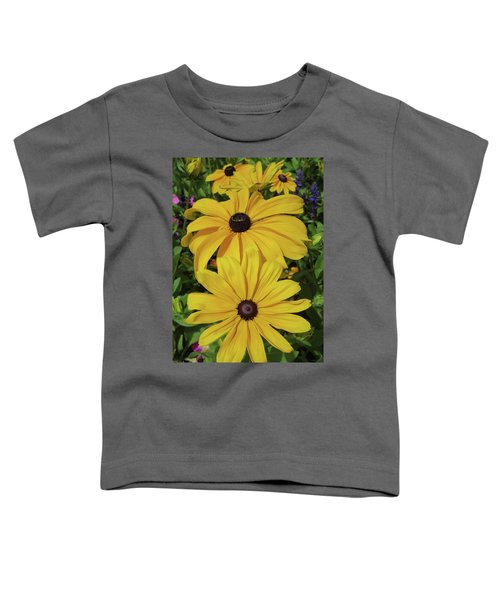 Toddler T-Shirt featuring the photograph Thirteen by David Chandler