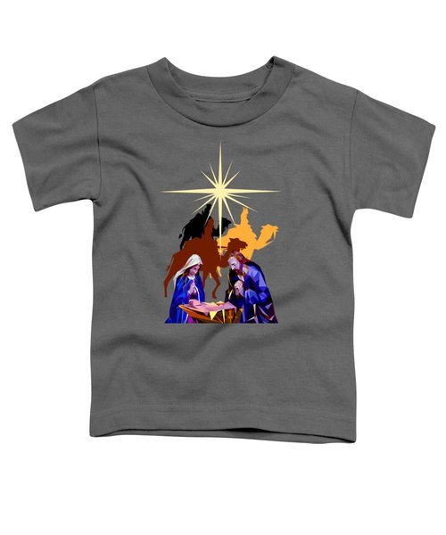 This Holy Night Toddler T-Shirt