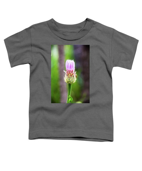 Thistle In The Canyon Toddler T-Shirt