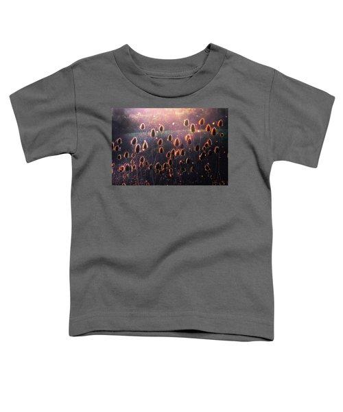 Thistles Toddler T-Shirt