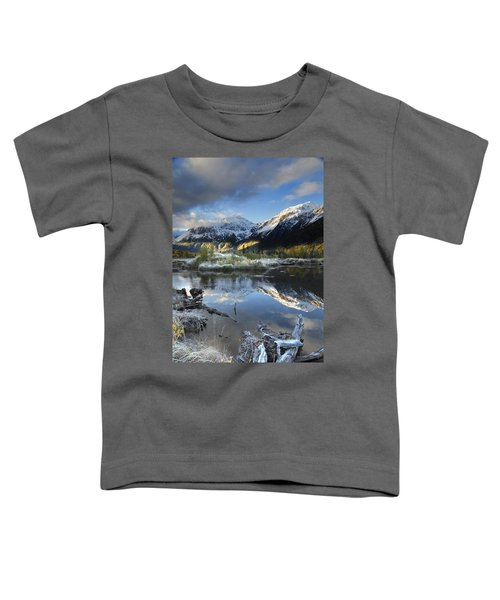 Thoreau Toddler T-Shirt
