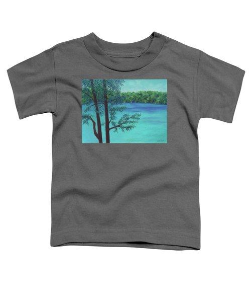 Thoreau's View Toddler T-Shirt