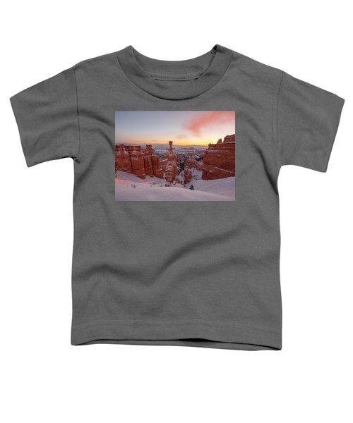 Thor's Glow Toddler T-Shirt