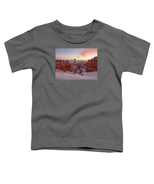 Thor's Glow Toddler T-Shirt