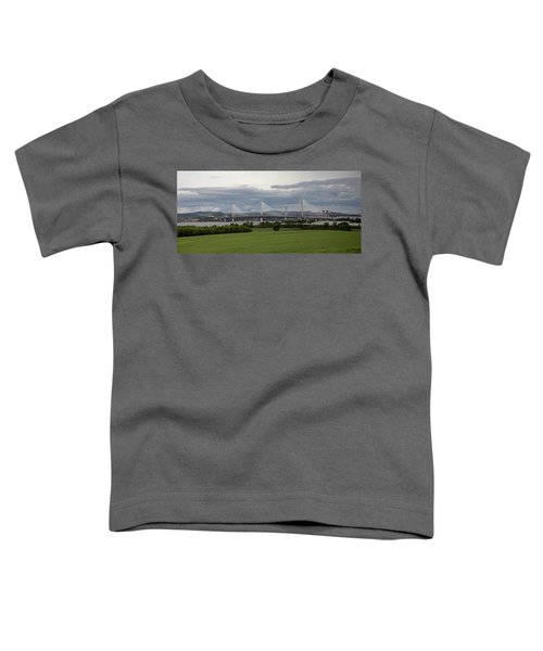 Three Bridges Over The Forth Toddler T-Shirt