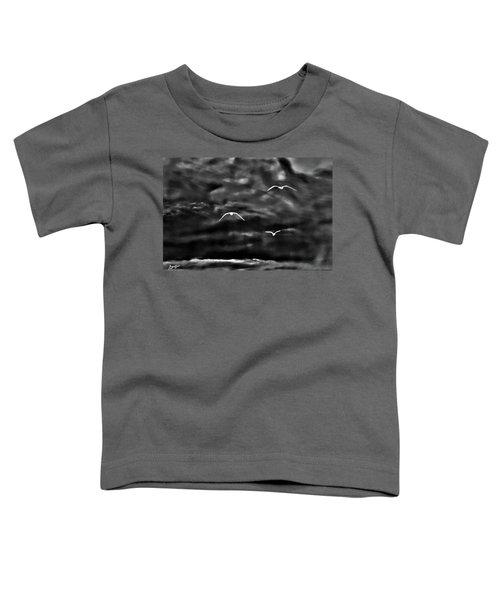 Three Seagulls Toddler T-Shirt