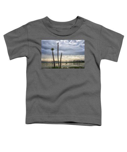 Three Sticks Toddler T-Shirt