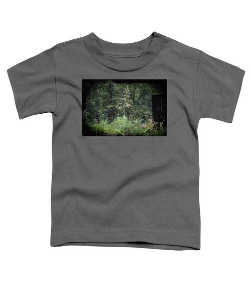 Through The Barn Toddler T-Shirt