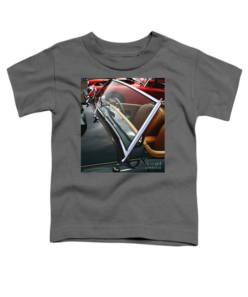 Toddler T-Shirt featuring the photograph Through The Looking Glass by Stephen Mitchell