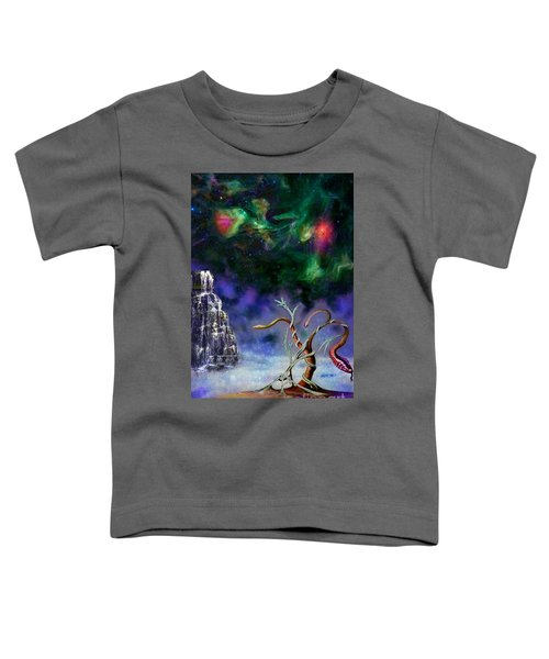 Through The Mirror Toddler T-Shirt