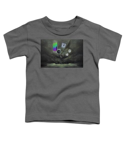 Through The Mists Of Time Toddler T-Shirt