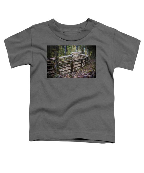 Through The Woods Toddler T-Shirt