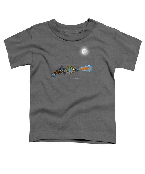 Thunder Gun Of The Dead Toddler T-Shirt