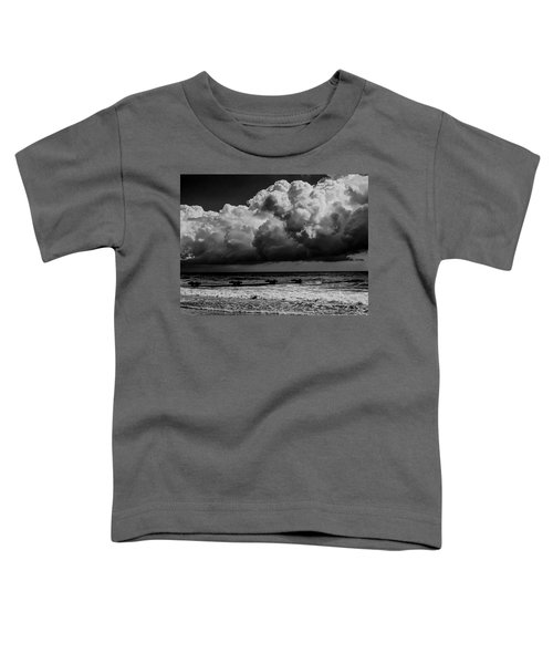 Thunder Head By The Sea Toddler T-Shirt