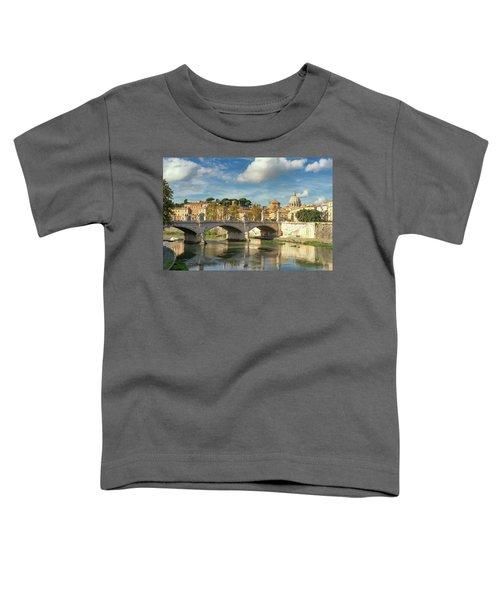 Tiber View Toddler T-Shirt